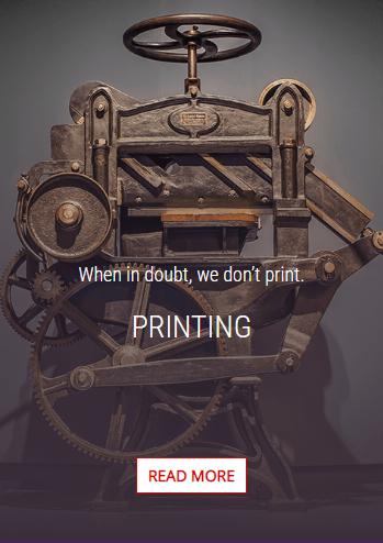Printing Houston