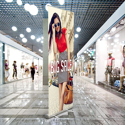 Banner Stand TX