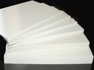 Expanded PVC Sheet - 1 mm - White
