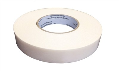 Heavy Duty Banner Hem Tape - Double Sided