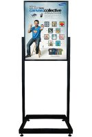 Heavy Duty Poster Sign Holder Floor Stand 22 x 28