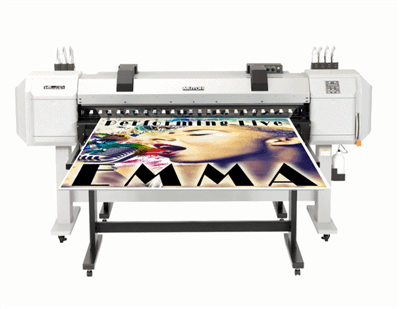 "Mutoh ValueJet 1617H 64"" Hybrid Printer"