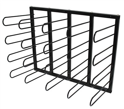 Vinyl Roll Wall Mount Storage Rack