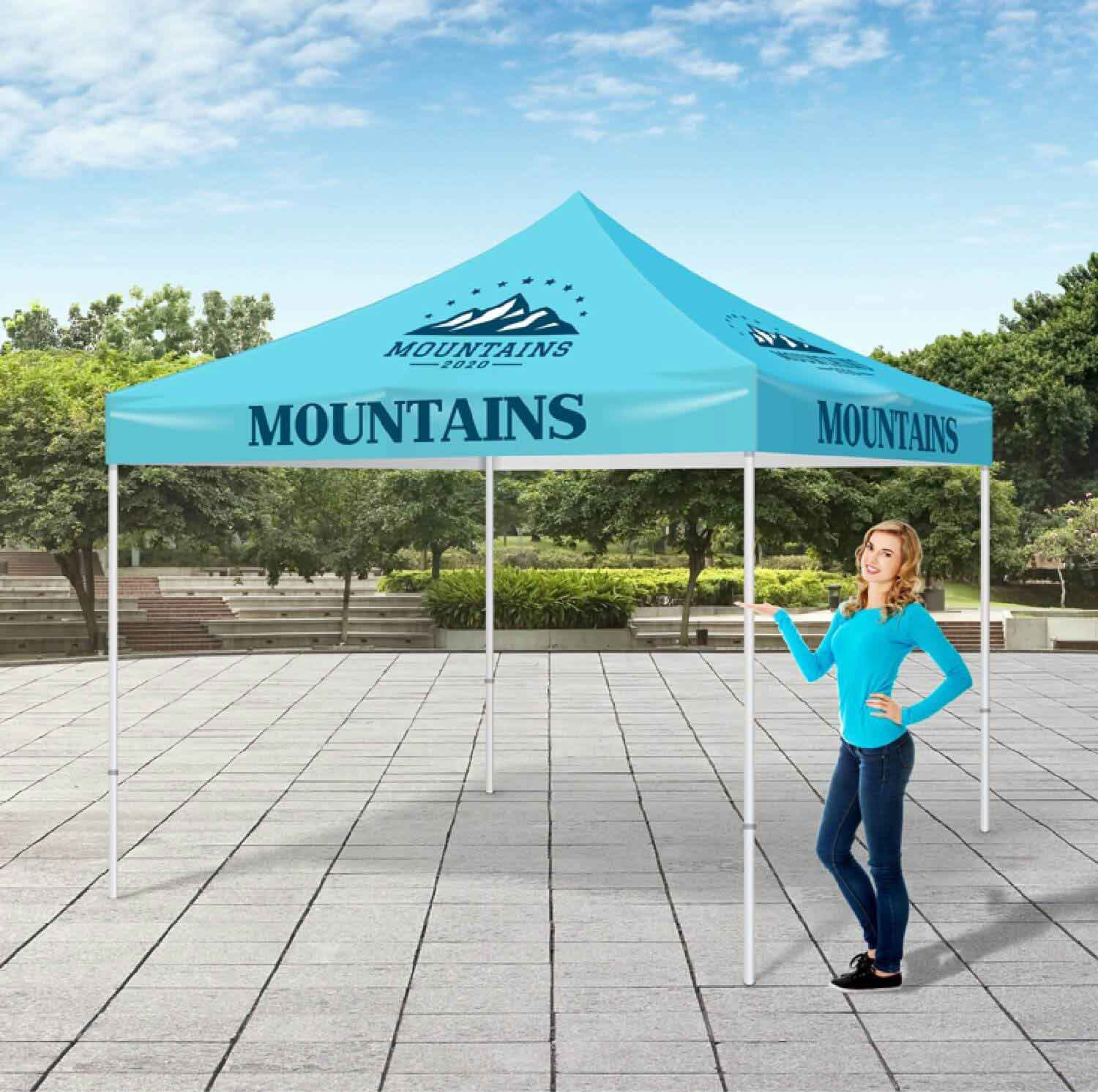 Event Tents Printing TX